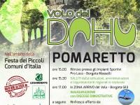 """Domenica si inaugura il """"Volo del Dahu"""" a Pomaretto"""