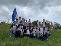 Hackathon Green Camp tra le vigne di Cellarengo il nuovo ciclorifugio ecosostenibile