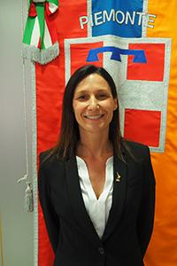 Caucino Chiara, assessore regionale  alle Politiche Sociali