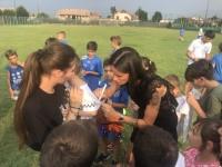 VIDEO | Barbara Bonansea incontra i tifosi a Bricherasio