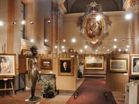 La pinacoteca civica in un a foto di Remo Caffaro