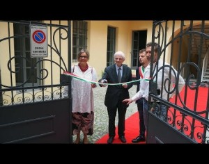 "VIDEO | Inaugurato a Pinerolo il primo social housing ""Casa Annalisa"""