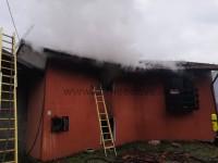 Villar Perosa, brucia la casa dove abitava l'artificiere Mauro Gigli