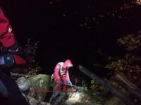Soccorso Alpino a Bobbio Pellice