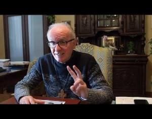 VIDEO | Il vescovo di Pinerolo, monsignor Derio Olivero, illustra la sua lettera pastorale