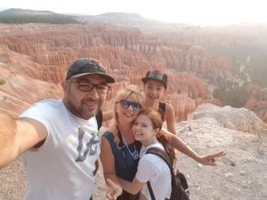 La famiglia di Pinerolo vittima del crollo del ponte Morandi
