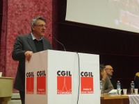 Landini a Pinerolo affronta i temi del lavoro, dell'accoglienza e della legalità