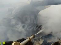In fiamme una casa ad Angrogna
