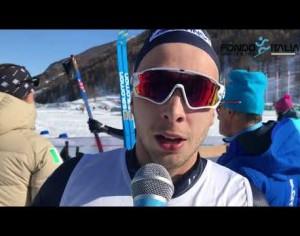 VIDEO | Intervista a Paolo Ventura, vincitore Alpen Cup Pragelato