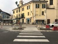 Lavori su corso Torino