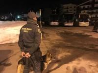 La Guardia di Finanza intensifica a Sestriere i controlli antidroga