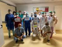 Pinerolo: all'ospedale Agnelli chiuso uno dei reparti Covid