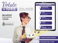 Bilancio partecipativo: si vota dal 25 al 27 maggio