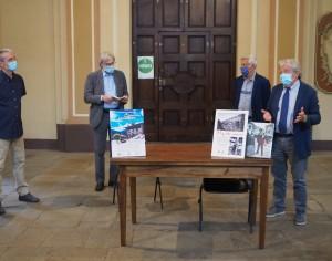 Il programma d'iniziative di Pragelato: cultura, escursioni, mostre fotografiche, Fiera del libro