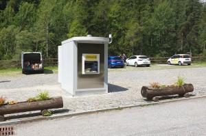 Massello ha ora il suo Postamat, un servizio per i  piccoli Comuni privi di un ufficio postale