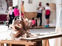 Quando arte e creatività s'incontrano a Pinerolo durante la Rassegna dell'artigianato