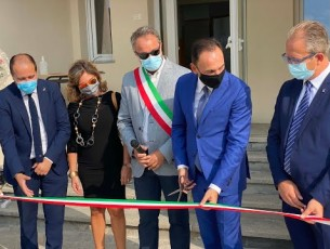 VIDEO | Cirio inaugura l'anno scolastico a Campiglione Fenile e a Cumiana