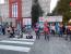 VIDEO | A Pinerolo il flash-mob degli infermieri dell'Asl To3,  sempre in prima linea contro il covid