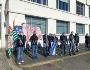 VIDEO | Sciopero dei dipendenti della Primotecs di Villar Perosa e Avigliana