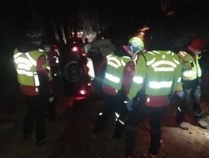 Donna muore nell'auto che si ribalta nei pressi di Sangano