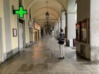 I portici di corso Torino