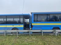 Pinerolo, tamponamento fra bus