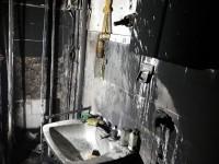 Bibiana, incendio in un alloggio