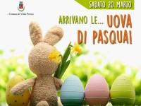 Il Comune regala un uovo di Pasqua ad ogni bambino di Villar Perosa