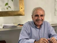 VIDEO | 3 Domande a  Giuseppe Spidalieri in lista per diventare sindaco del Comune di Pinerolo