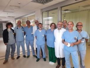 La cardiologia dell'ospedale di Pinerolo fu il primo centro della provincia ad eseguire gli impianti di pace maker